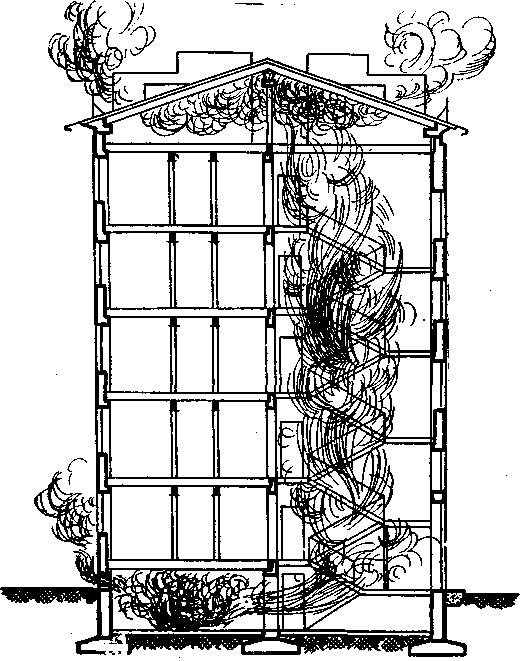 Тактика тушения пожаров в подвальных помещениях зданий Тушение пожаров в подвальных помещениях зданий